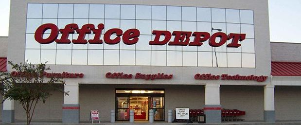 office depot store image
