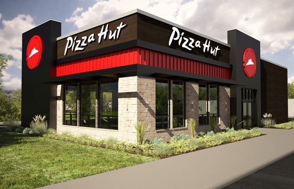 pizza hut store image free
