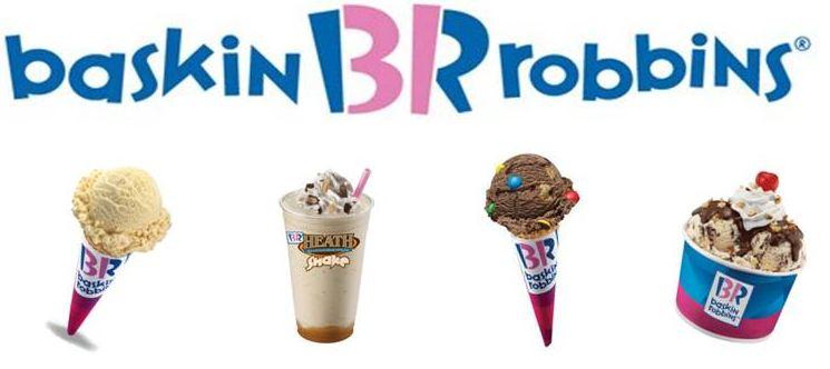 Baskin Robbin logo hd