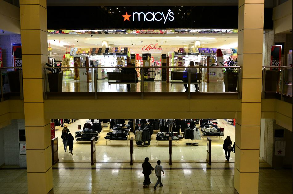 Macy's store images