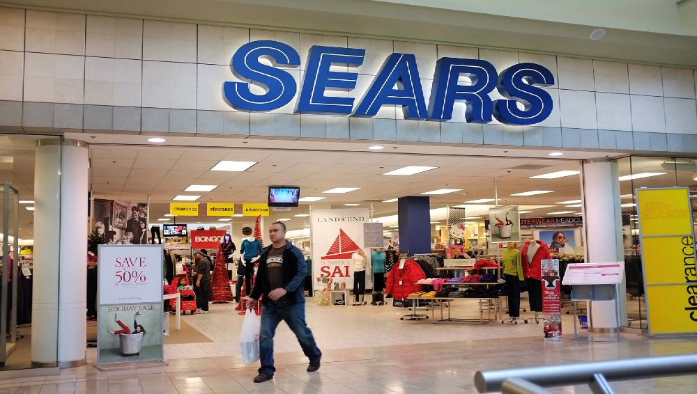 Sears store image