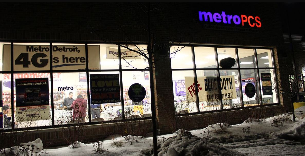 The Metro PCS image