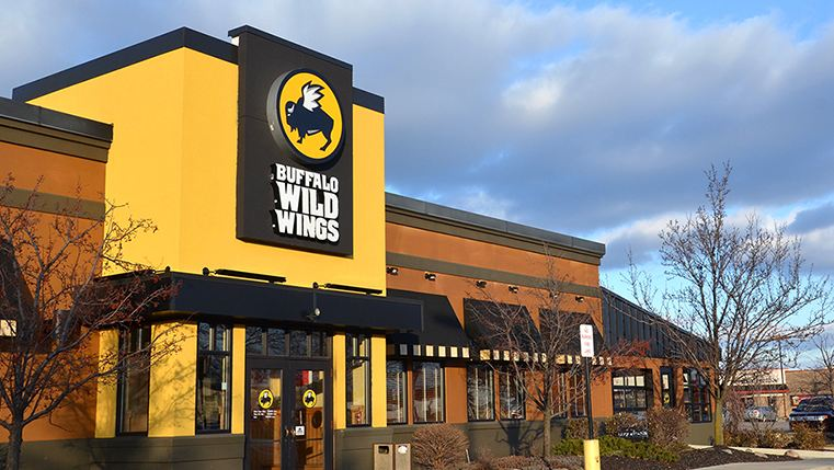 buffalo wild wings store pics