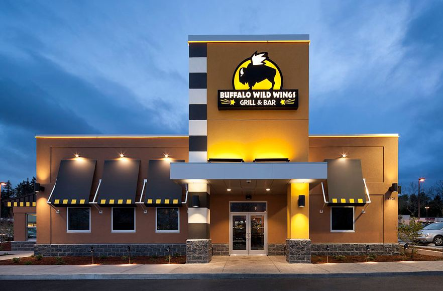 buffalo wild wings store