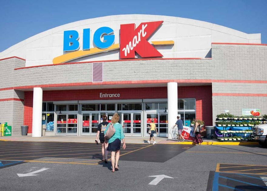 kmart store image