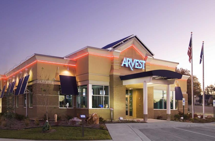 Arvest Bank Hours Open