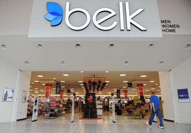 Belk Store hours Sunday