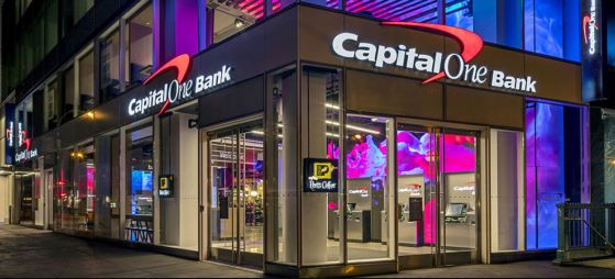 Capital One Bank image