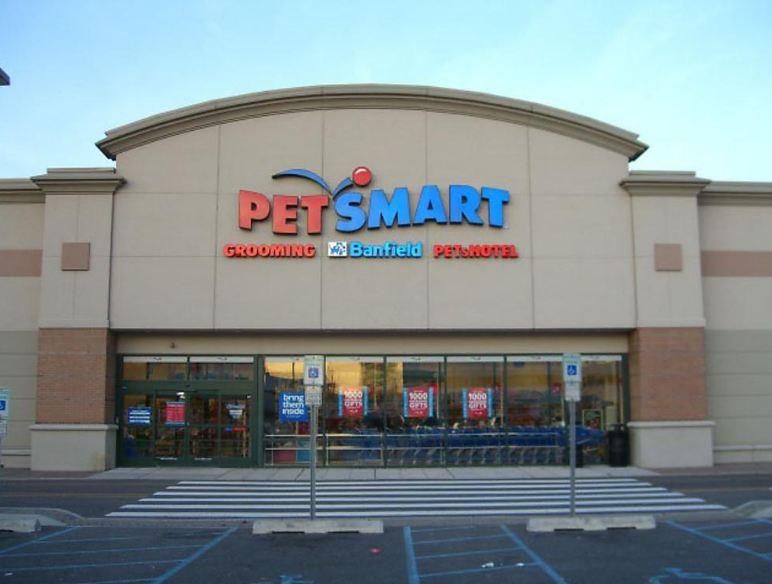 Petsmart Hours store pics