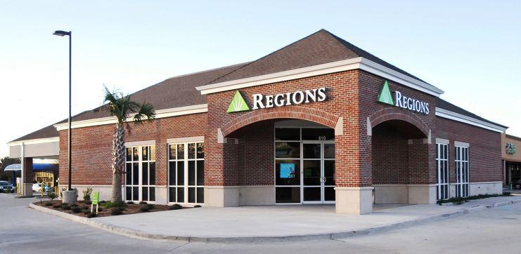 Regions Bank photo