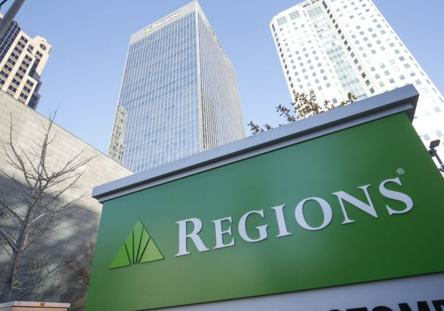 Regions Bank photos
