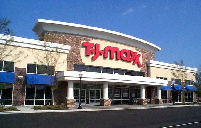 TJ Maxx Hours store