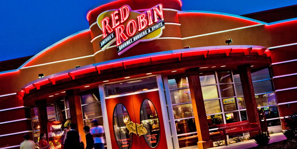 red robin's restaurant image