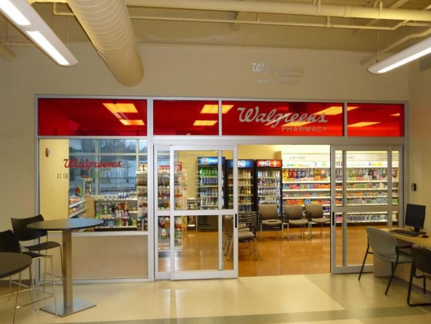 walgreens pharmacy store image