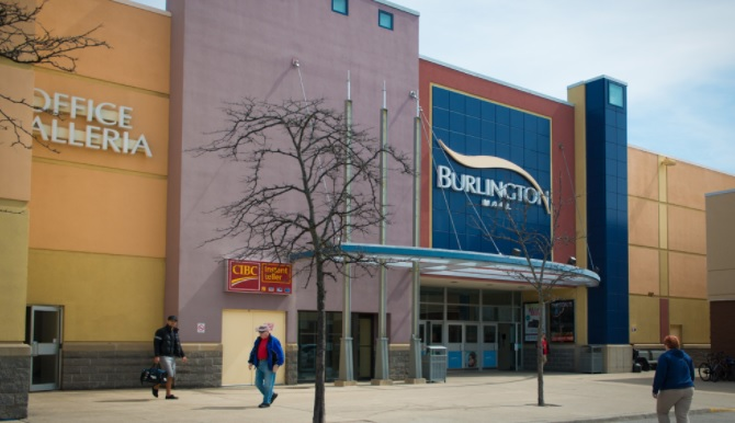 Burlington locations