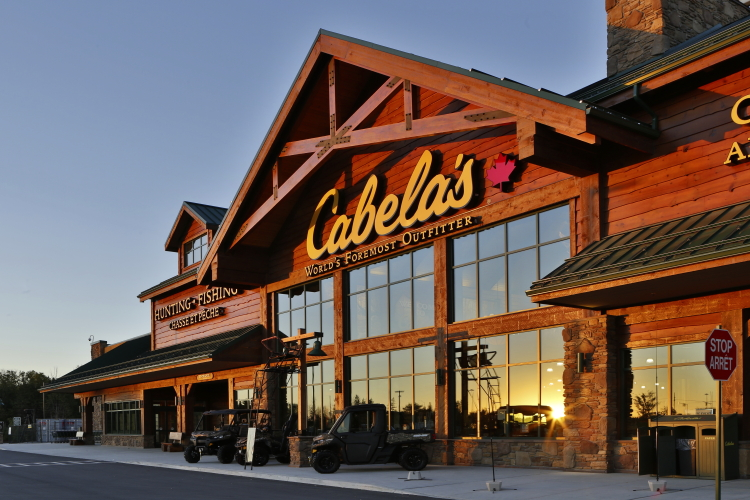 Cabela's Business Hours