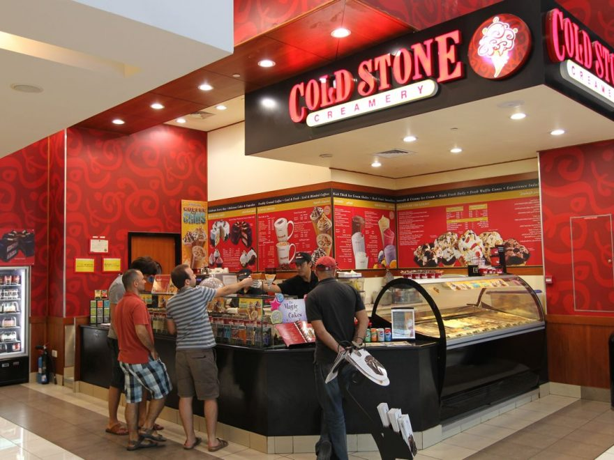 Cold Stone Creamery Hours Today