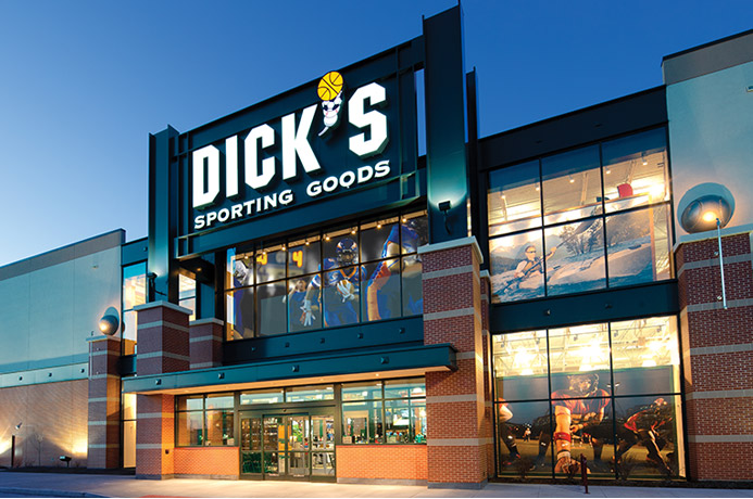 Dicks Sporting Goods Hours of operation