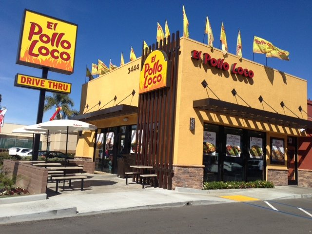 El Pollo Loco Locations Near Me