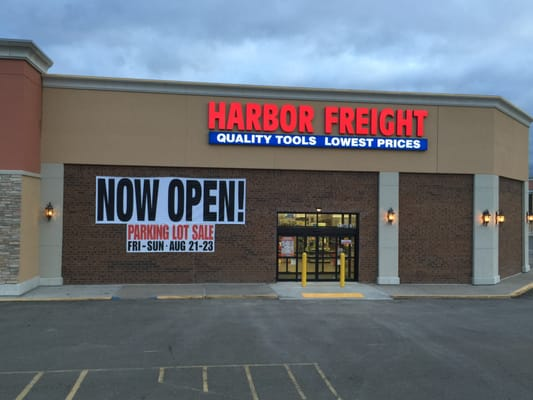Harbor Freight Locations