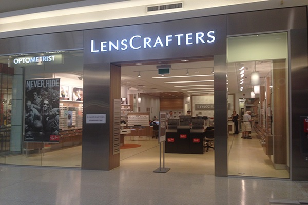 LensCrafters Locations