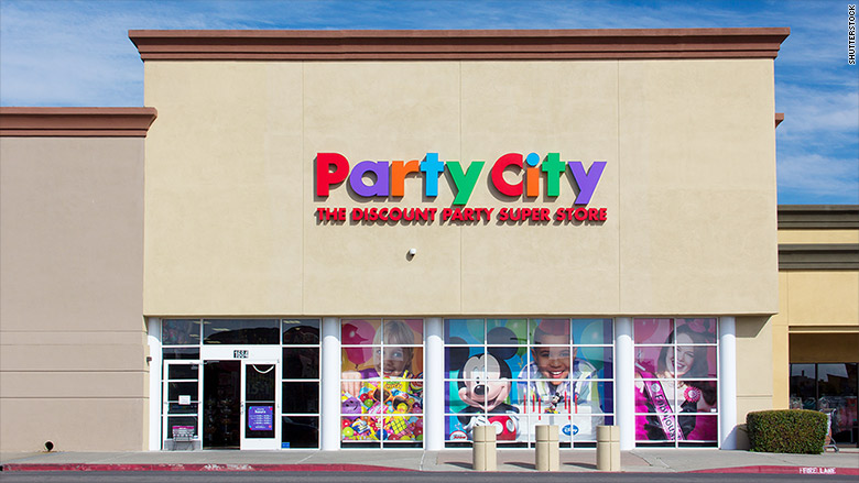 Party City Hours of Operation